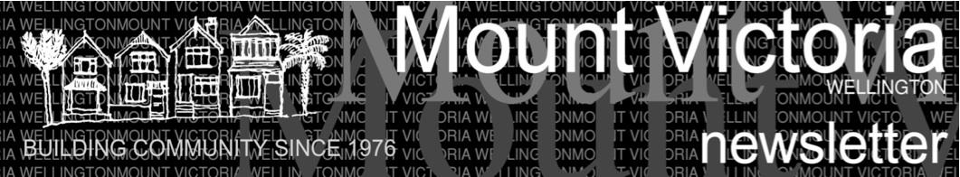 Mount Victoria Newsletter